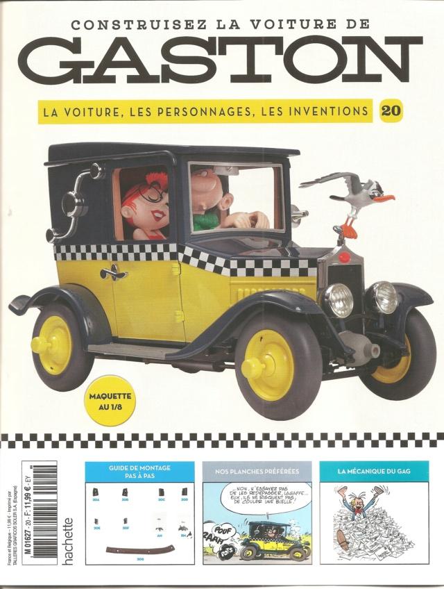"""Construction, par Glénans, de la """"Voiture de Gaston"""" au 1/8, de chez Hachette - Page 10 N20_pa10"""