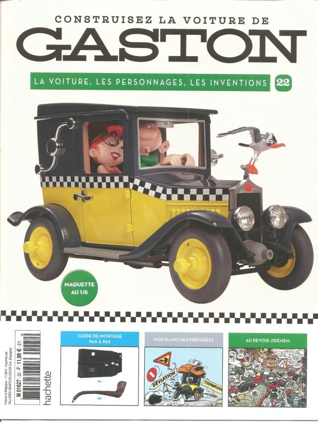 """Construction, par Glénans, de la """"Voiture de Gaston"""" au 1/8, de chez Hachette - Page 6 N22_pa10"""