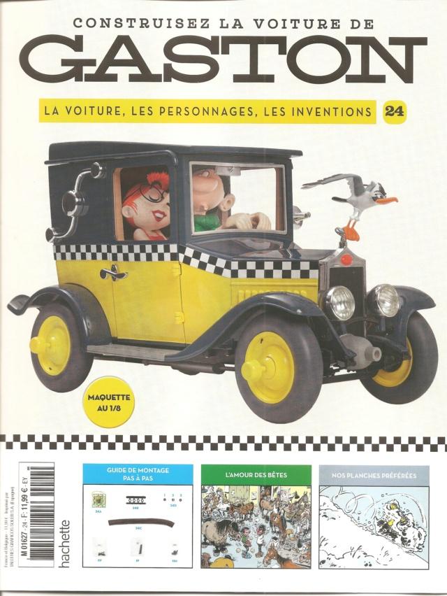 """Construction, par Glénans, de la """"Voiture de Gaston"""" au 1/8, de chez Hachette - Page 11 N24_pa10"""