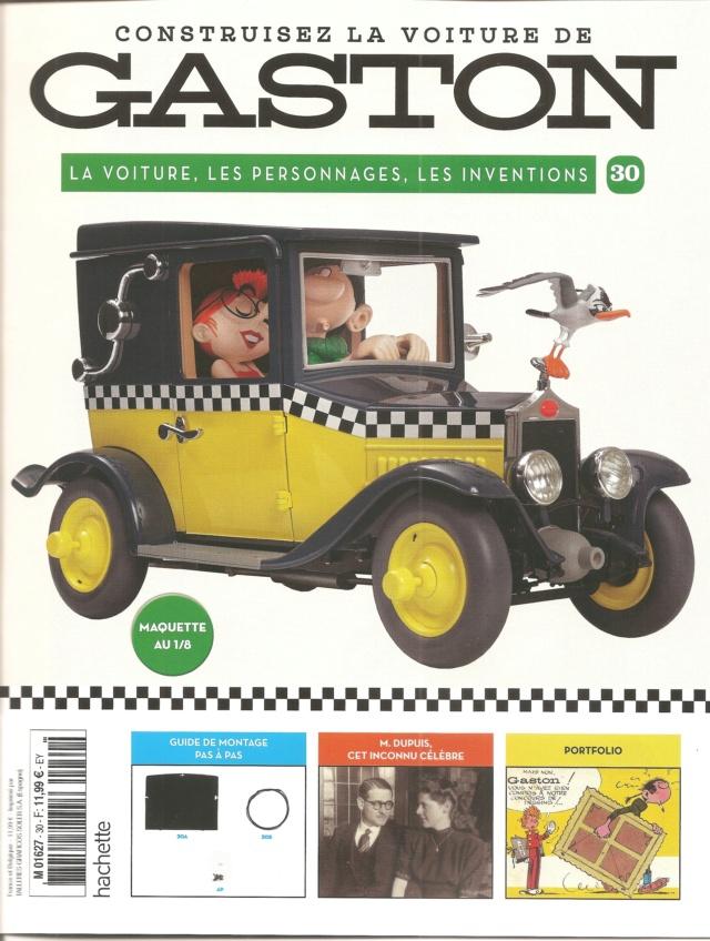 """Construction, par Glénans, de la """"Voiture de Gaston"""" au 1/8, de chez Hachette - Page 8 N30_pa10"""