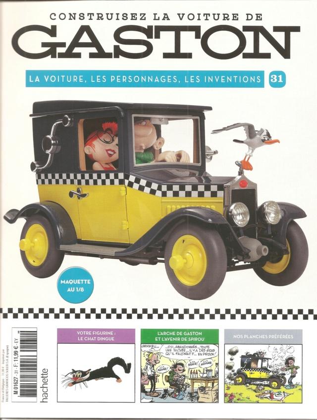 """Construction, par Glénans, de la """"Voiture de Gaston"""" au 1/8, de chez Hachette - Page 8 N31_pa10"""