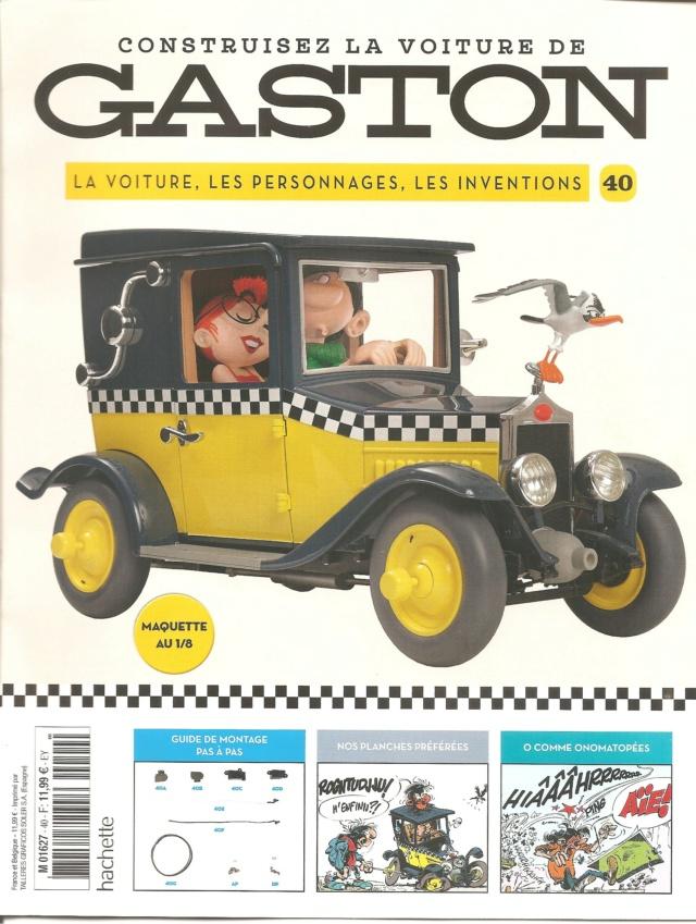 """Construction, par Glénans, de la """"Voiture de Gaston"""" au 1/8, de chez Hachette - Page 10 N40_pa10"""