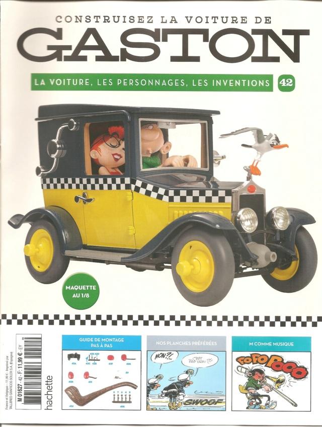 """Construction, par Glénans, de la """"Voiture de Gaston"""" au 1/8, de chez Hachette - Page 11 N42_pa12"""