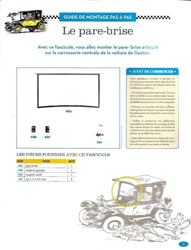 """Construction, par Glénans, de la """"Voiture de Gaston"""" au 1/8, de chez Hachette - Page 11 N43_li10"""
