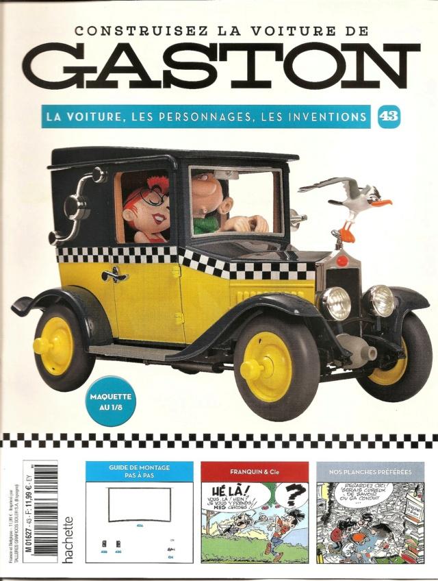 """Construction, par Glénans, de la """"Voiture de Gaston"""" au 1/8, de chez Hachette - Page 11 N43_pa10"""