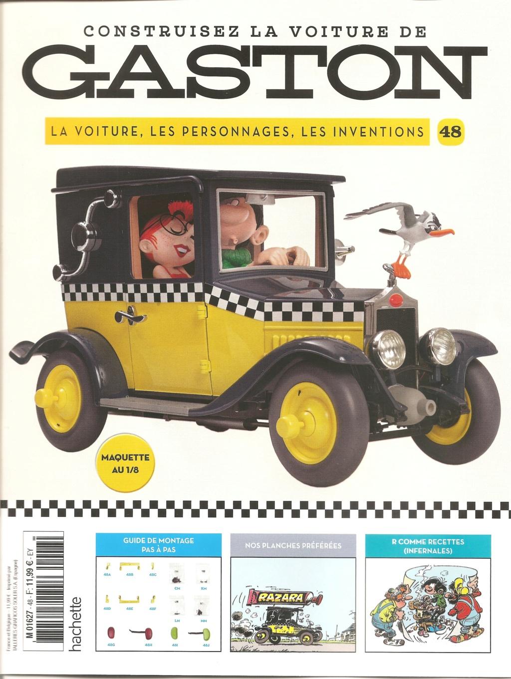 """Construction, par Glénans, de la """"Voiture de Gaston"""" au 1/8, de chez Hachette - Page 13 N48_pa10"""