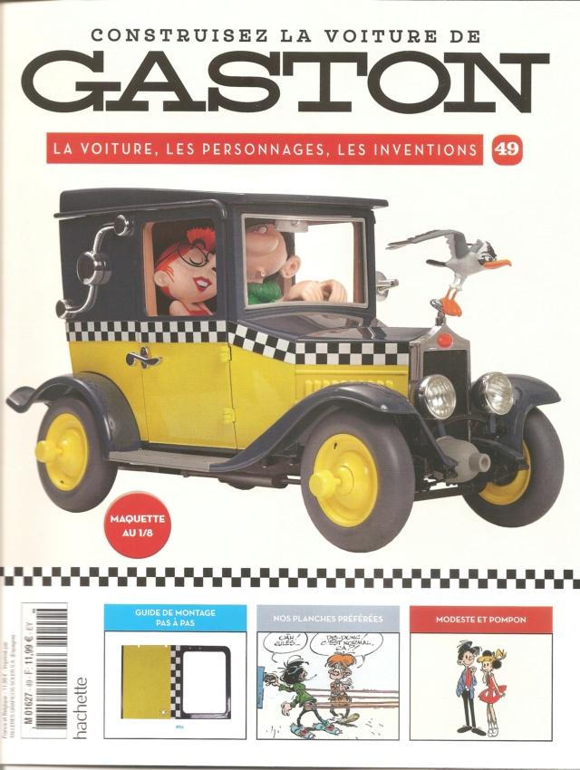 """Construction, par Glénans, de la """"Voiture de Gaston"""" au 1/8, de chez Hachette - Page 13 N49_pa10"""