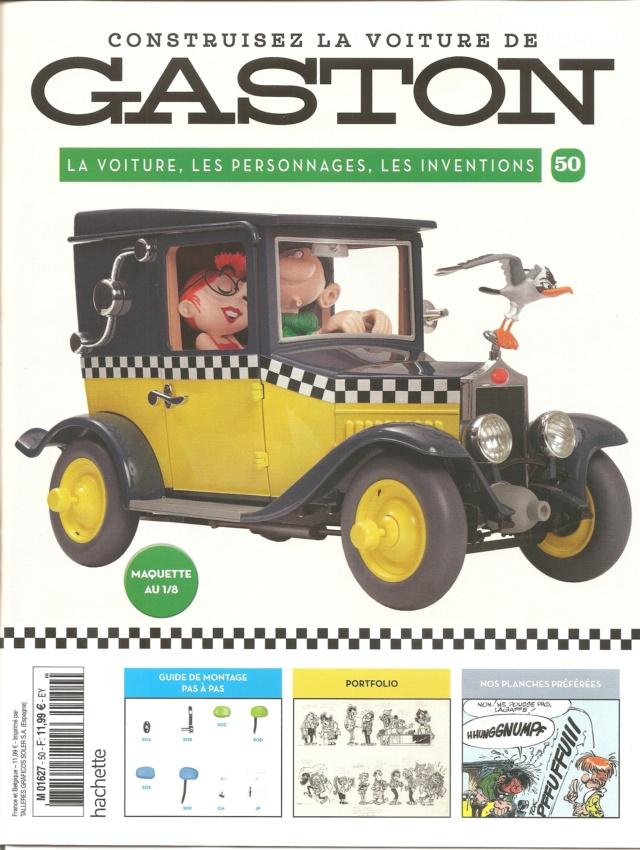"""Construction, par Glénans, de la """"Voiture de Gaston"""" au 1/8, de chez Hachette - Page 13 N50_pa10"""