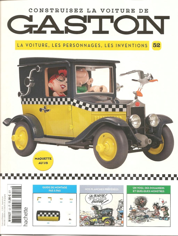 """Construction, par Glénans, de la """"Voiture de Gaston"""" au 1/8, de chez Hachette - Page 14 N52_pa10"""
