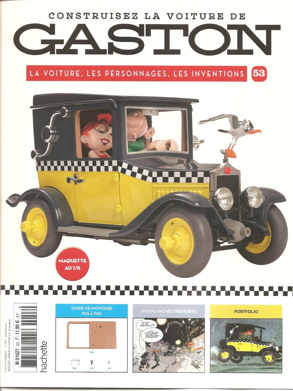 """Construction, par Glénans, de la """"Voiture de Gaston"""" au 1/8, de chez Hachette - Page 14 N53_pa10"""