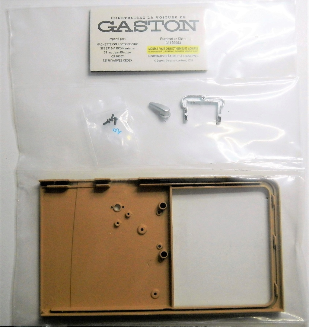 """Construction, par Glénans, de la """"Voiture de Gaston"""" au 1/8, de chez Hachette - Page 14 N53_sa10"""