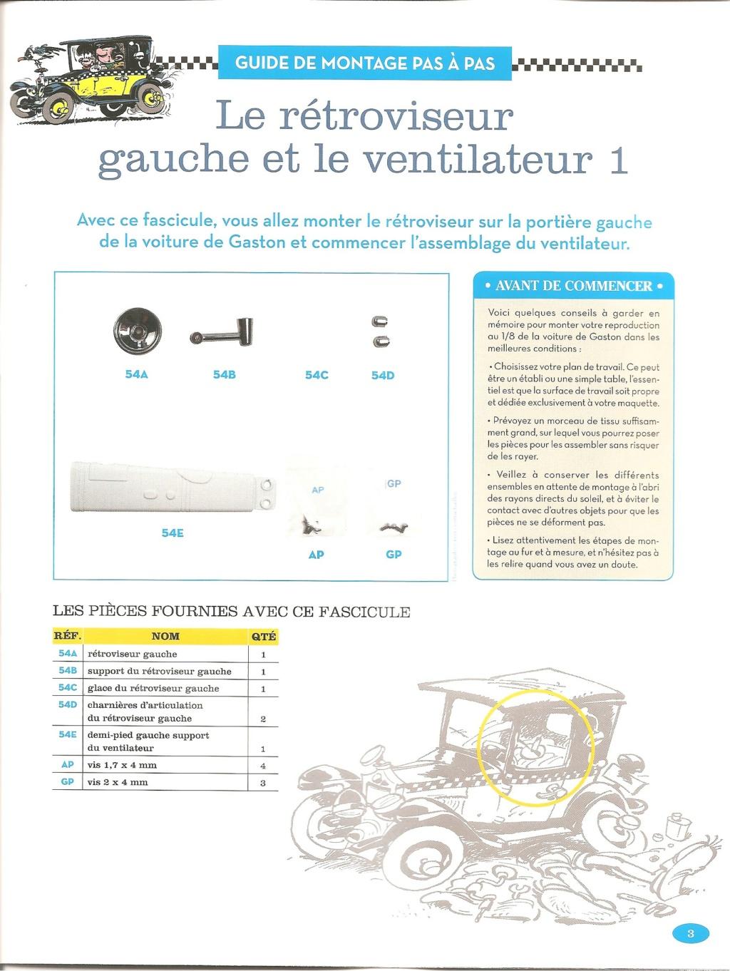 """Construction, par Glénans, de la """"Voiture de Gaston"""" au 1/8, de chez Hachette - Page 14 N54_li10"""