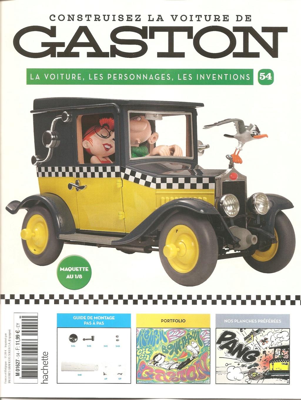 """Construction, par Glénans, de la """"Voiture de Gaston"""" au 1/8, de chez Hachette - Page 14 N54_pa10"""