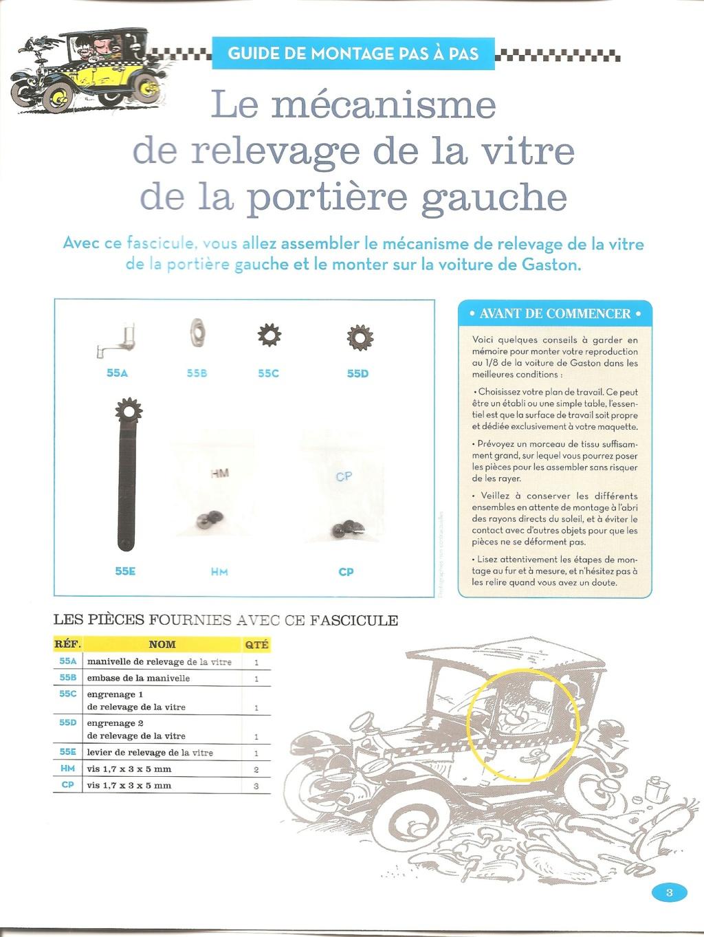 """Construction, par Glénans, de la """"Voiture de Gaston"""" au 1/8, de chez Hachette - Page 15 N55_li10"""