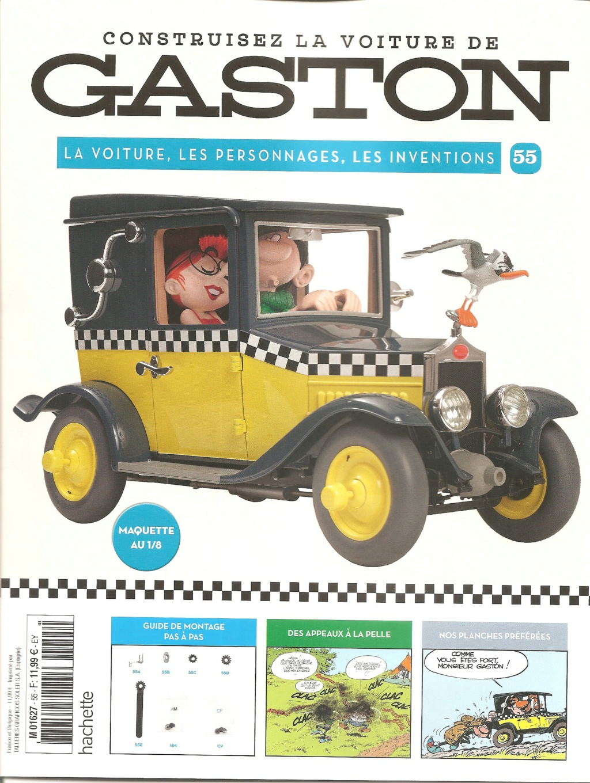 """Construction, par Glénans, de la """"Voiture de Gaston"""" au 1/8, de chez Hachette - Page 15 N55_pa10"""