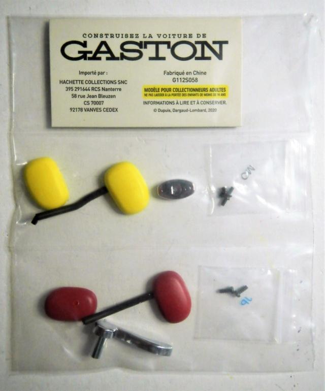 """Construction, par Glénans, de la """"Voiture de Gaston"""" au 1/8, de chez Hachette - Page 15 N58_sa12"""