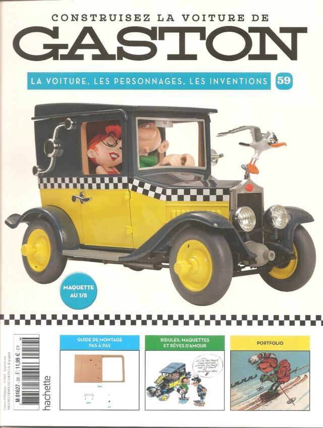 """Construction, par Glénans, de la """"Voiture de Gaston"""" au 1/8, de chez Hachette - Page 15 N59_pa11"""
