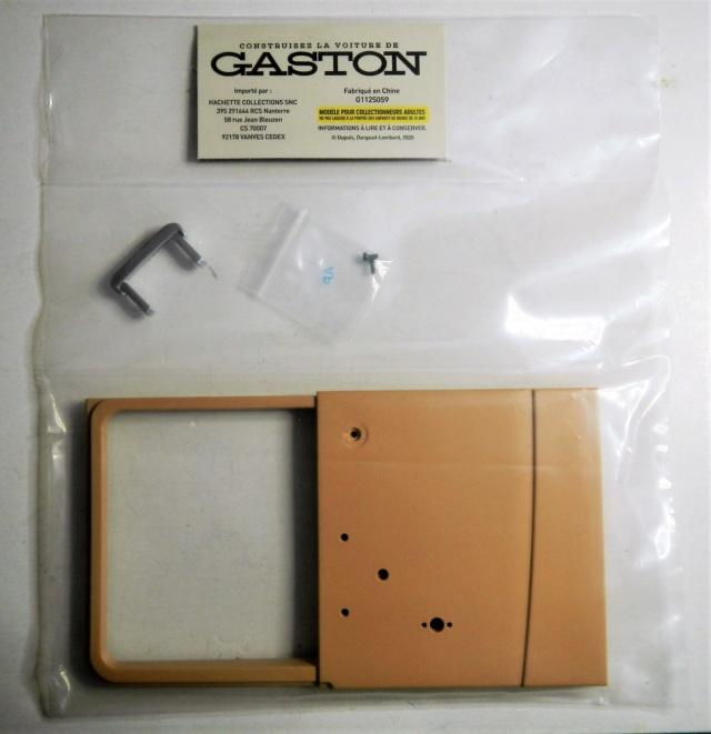 """Construction, par Glénans, de la """"Voiture de Gaston"""" au 1/8, de chez Hachette - Page 15 N59_sa12"""