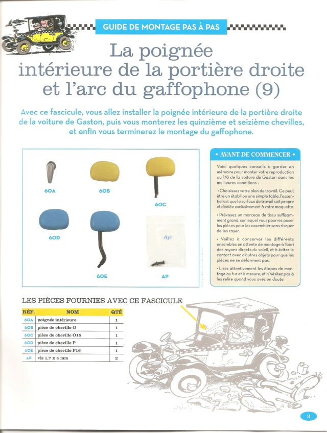 """Construction, par Glénans, de la """"Voiture de Gaston"""" au 1/8, de chez Hachette - Page 16 N60_li11"""
