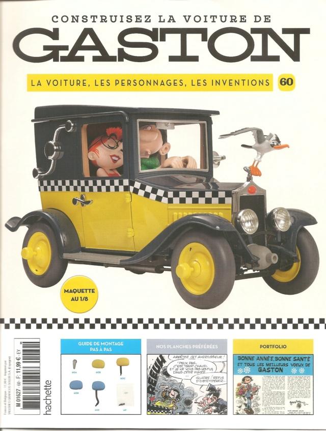 """Construction, par Glénans, de la """"Voiture de Gaston"""" au 1/8, de chez Hachette - Page 16 N60_pa11"""
