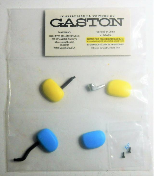 """Construction, par Glénans, de la """"Voiture de Gaston"""" au 1/8, de chez Hachette - Page 16 N60_sa11"""