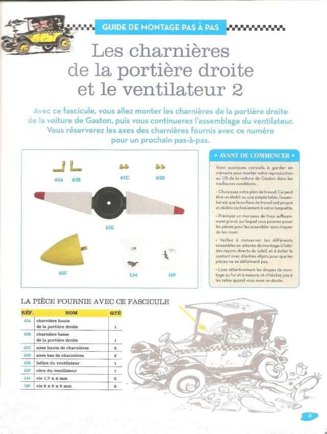 """Construction, par Glénans, de la """"Voiture de Gaston"""" au 1/8, de chez Hachette - Page 16 N61_li11"""