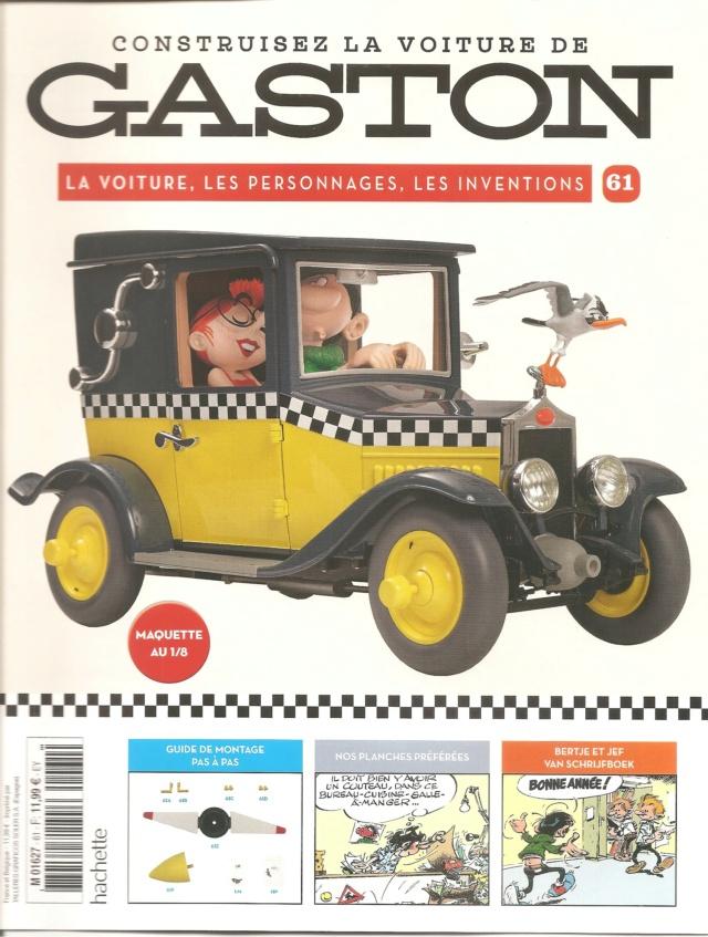 """Construction, par Glénans, de la """"Voiture de Gaston"""" au 1/8, de chez Hachette - Page 16 N61_pa11"""
