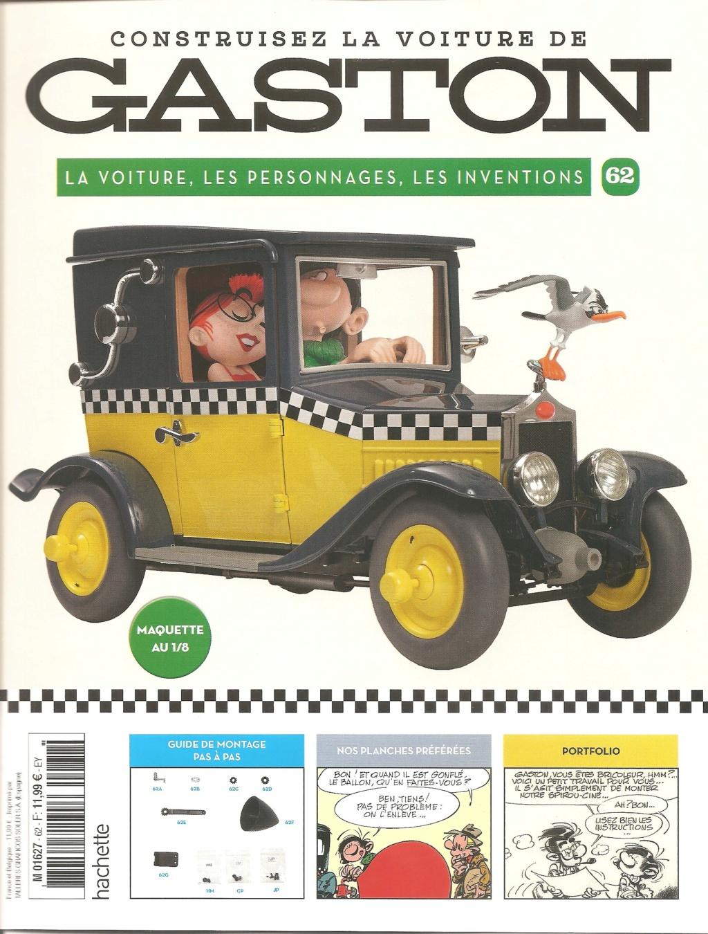 """Construction, par Glénans, de la """"Voiture de Gaston"""" au 1/8, de chez Hachette - Page 16 N62_pa11"""
