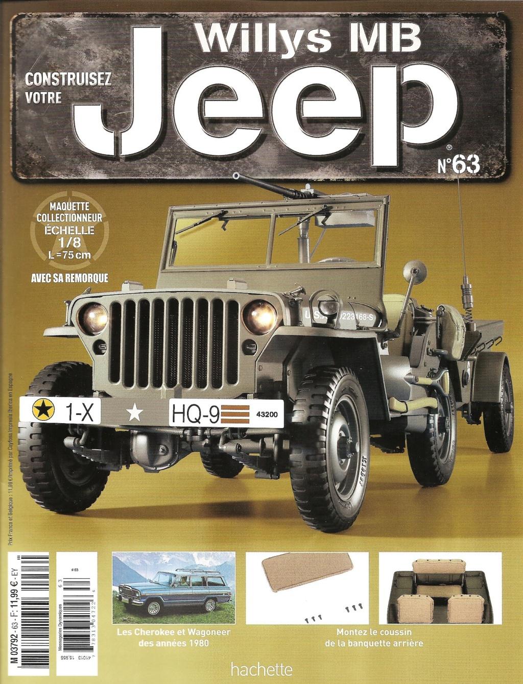Jeep Willis Hachette au 1/8 [partie I] - Page 20 N63_pa10