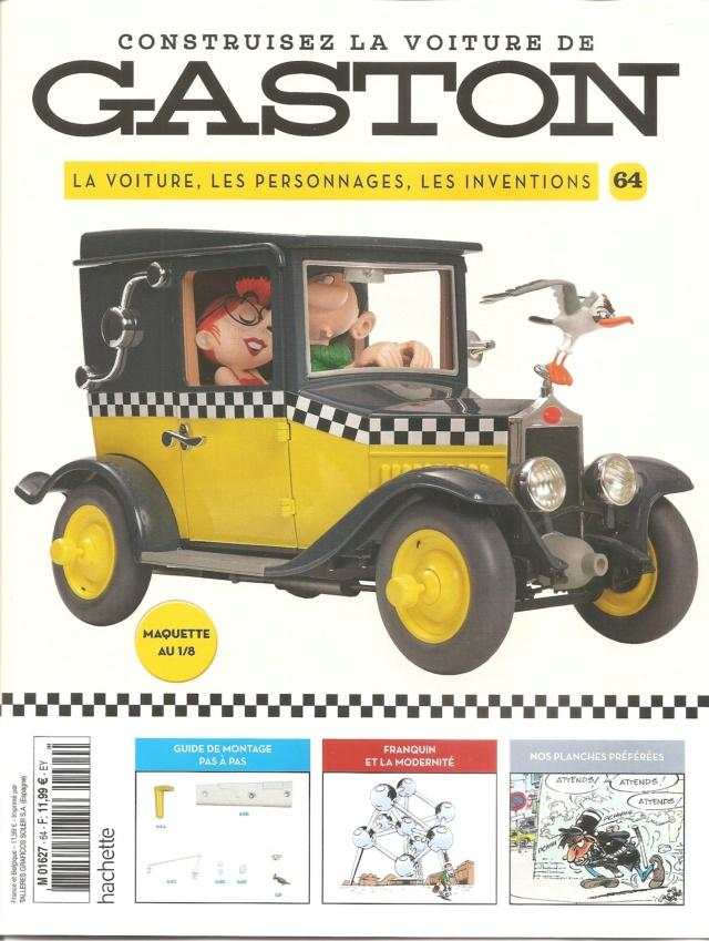 """Construction, par Glénans, de la """"Voiture de Gaston"""" au 1/8, de chez Hachette - Page 17 N64_pa11"""