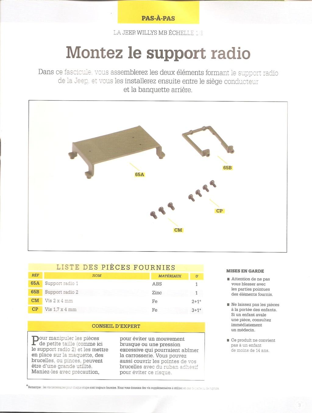 Jeep Willys - 1/8ème - Ed. Hachette - Construction par Glénans (Partie 1) - Page 37 N65_li10