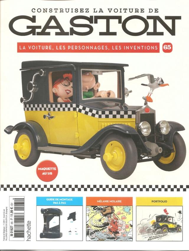 """Construction, par Glénans, de la """"Voiture de Gaston"""" au 1/8, de chez Hachette - Page 17 N65_pa11"""