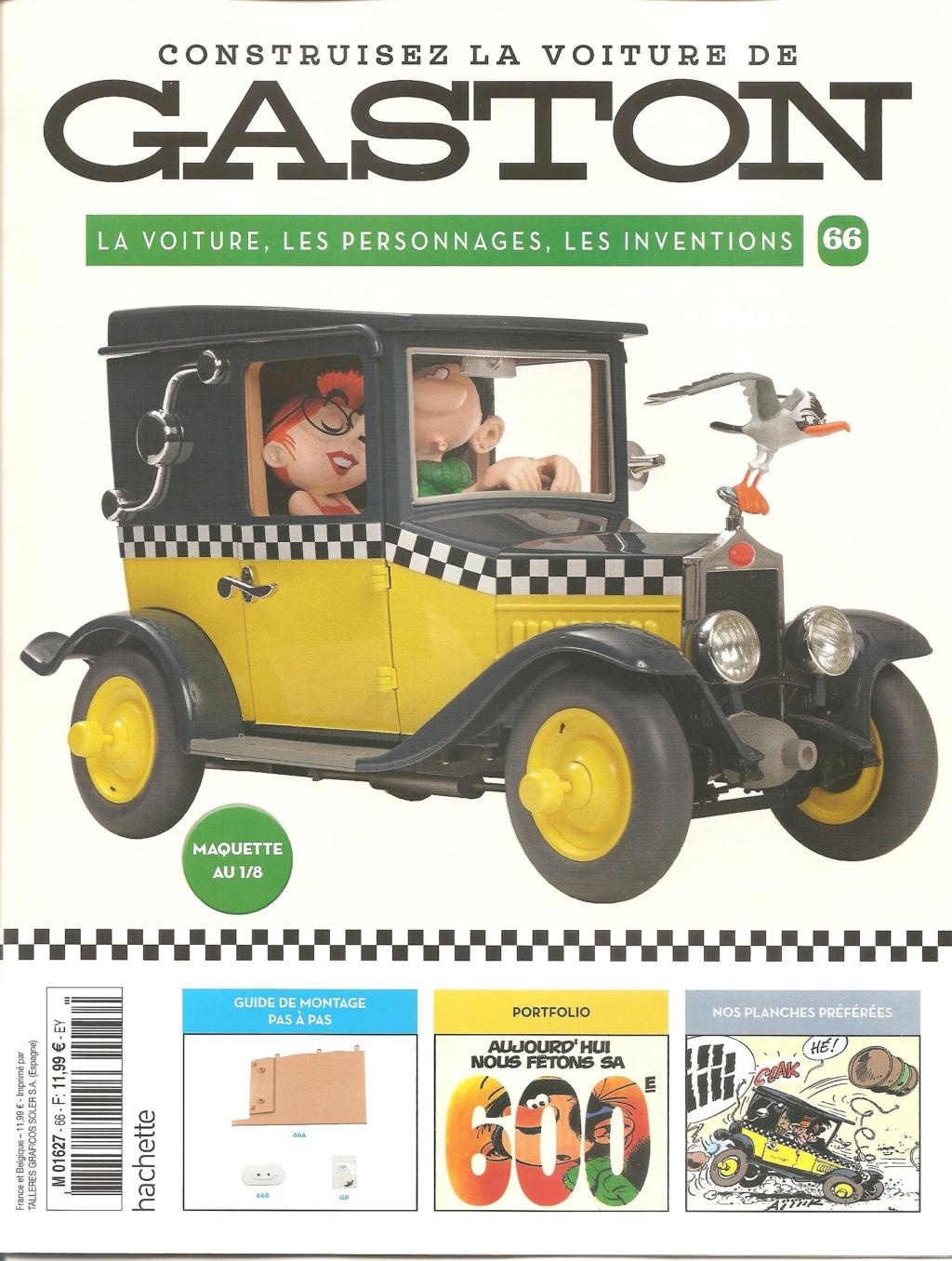 """Construction, par Glénans, de la """"Voiture de Gaston"""" au 1/8, de chez Hachette - Page 17 N66_pa11"""