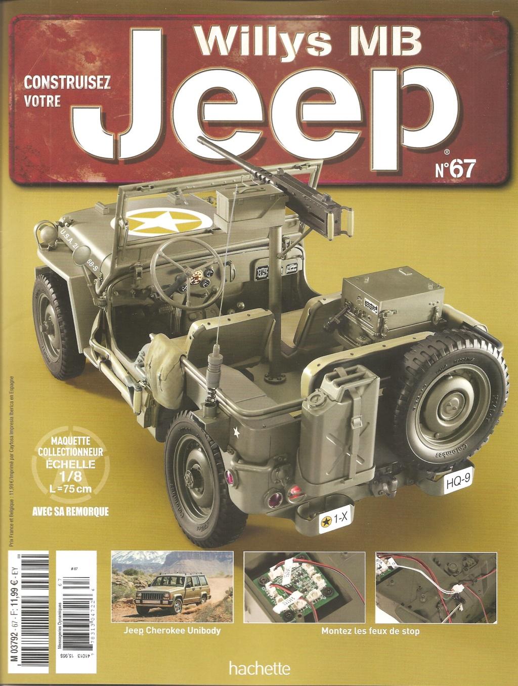 Jeep Willys - 1/8ème - Ed. Hachette - Construction par Glénans (Partie 1) - Page 37 N67_pa10
