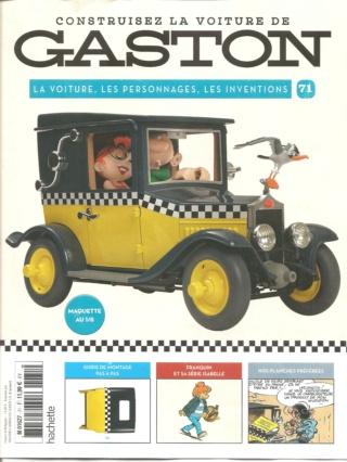 """Construction, par Glénans, de la """"Voiture de Gaston"""" au 1/8, de chez Hachette - Page 19 N71_pa11"""