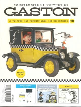 """Construction, par Glénans, de la """"Voiture de Gaston"""" au 1/8, de chez Hachette - Page 19 N72_pa12"""