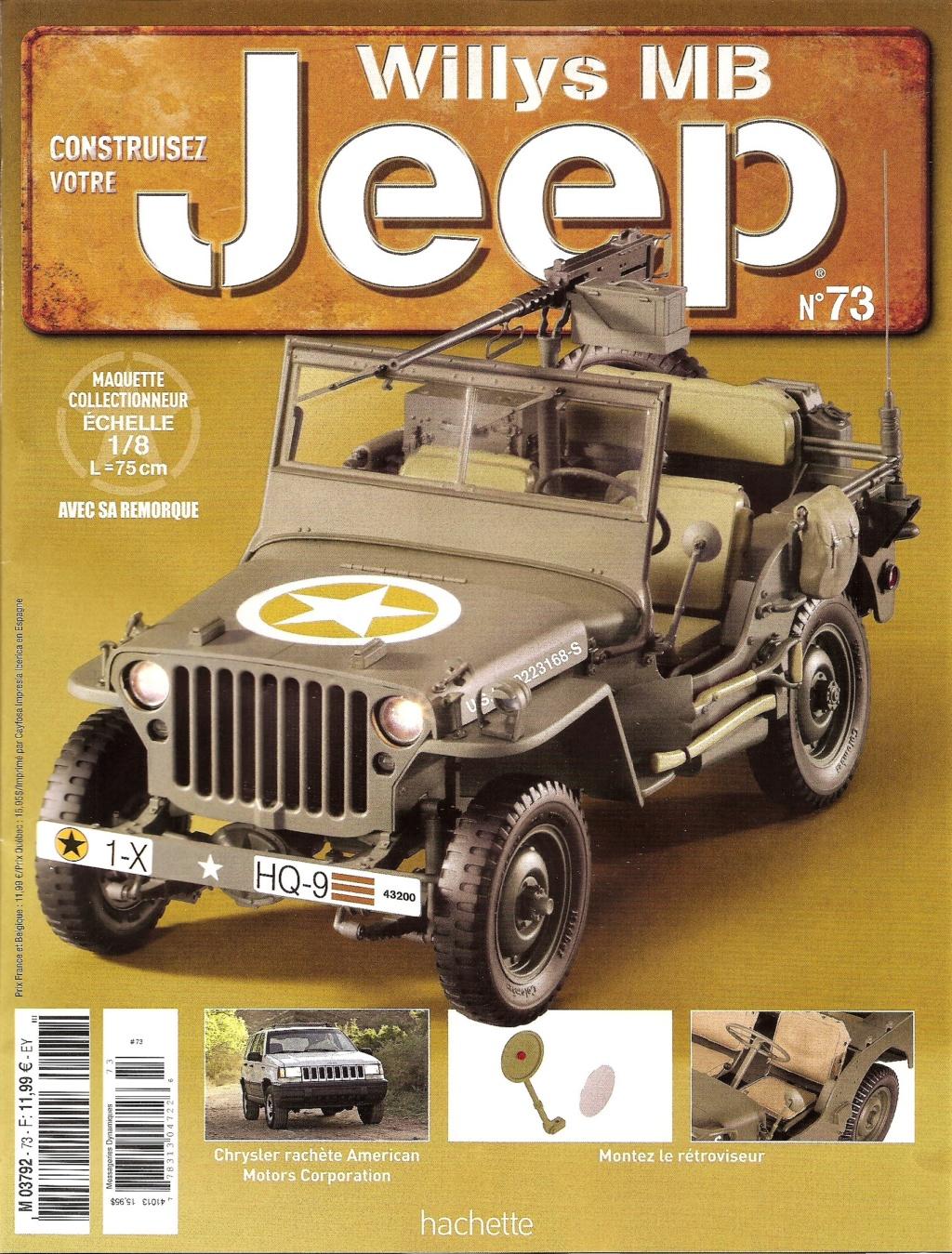Jeep Willys - 1/8ème - Ed. Hachette - Construction par Glénans (Partie 2) N73_pa10