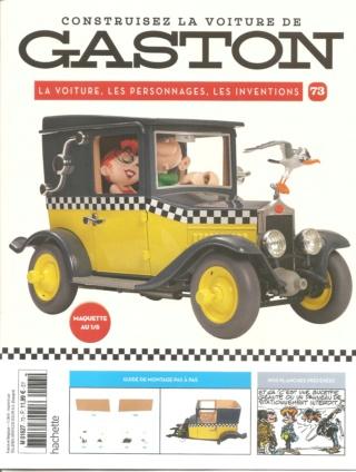 """Construction, par Glénans, de la """"Voiture de Gaston"""" au 1/8, de chez Hachette - Page 19 N73_pa11"""