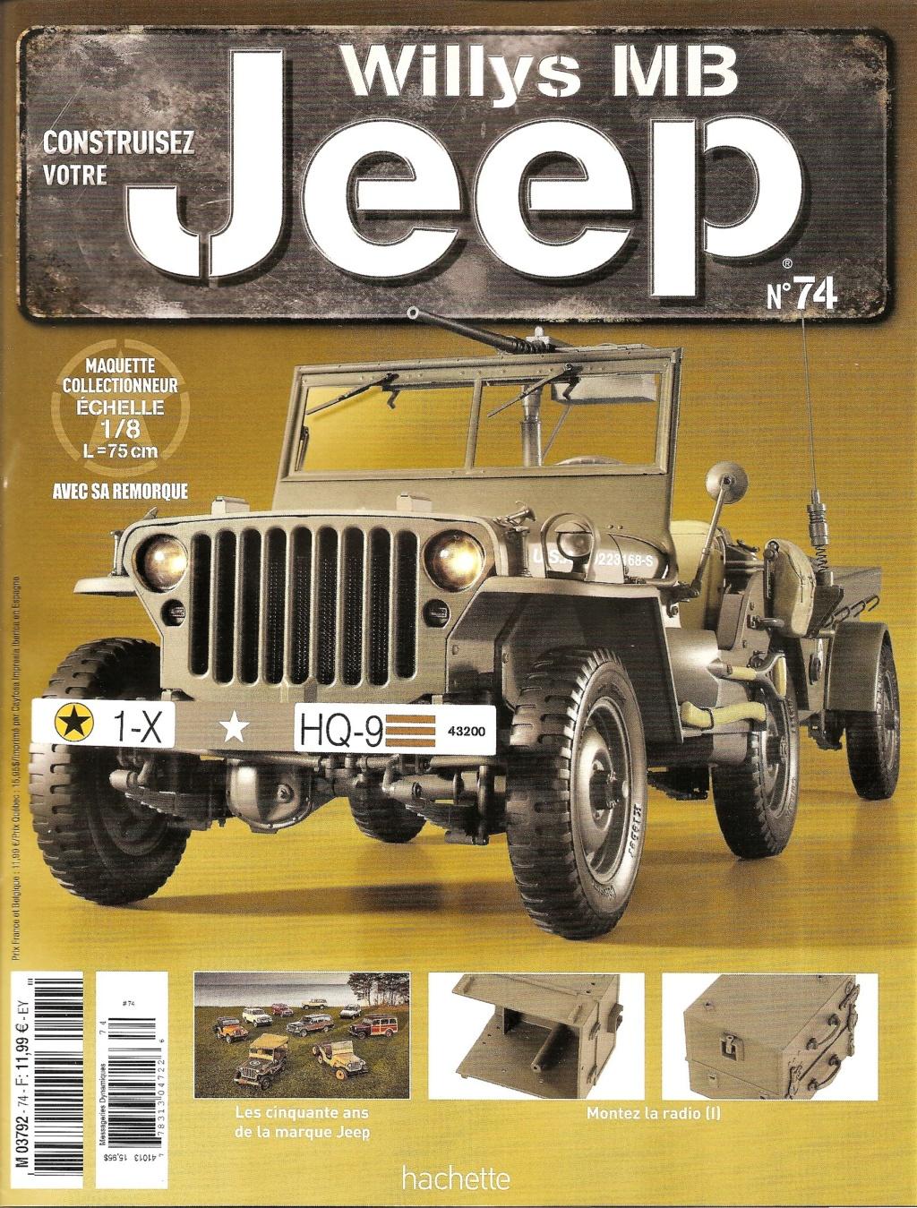 Jeep Willys - 1/8ème - Ed. Hachette - Construction par Glénans (Partie 2) N74_pa10