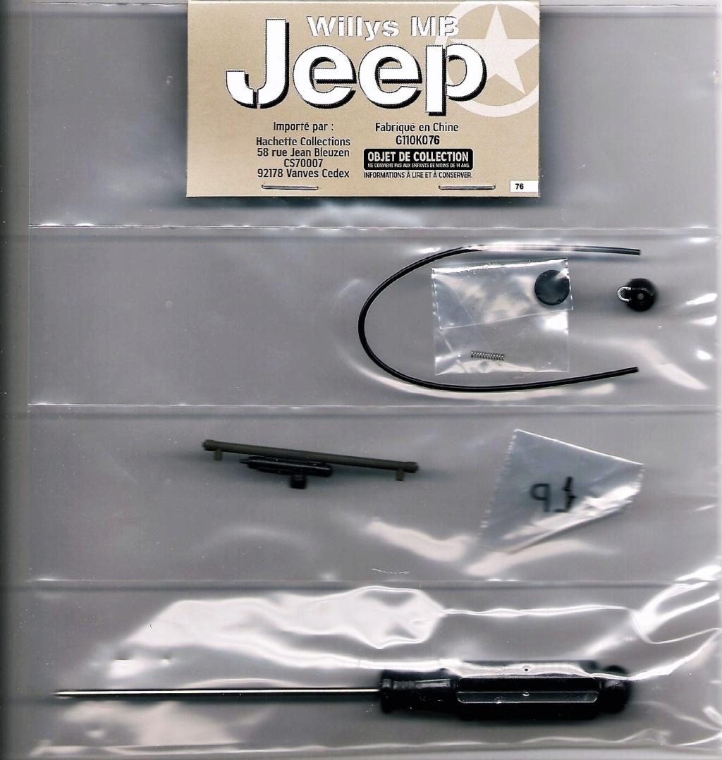 Jeep Willys - 1/8ème - Ed. Hachette - Construction par Glénans (Partie 2) - Page 3 N76_sa10