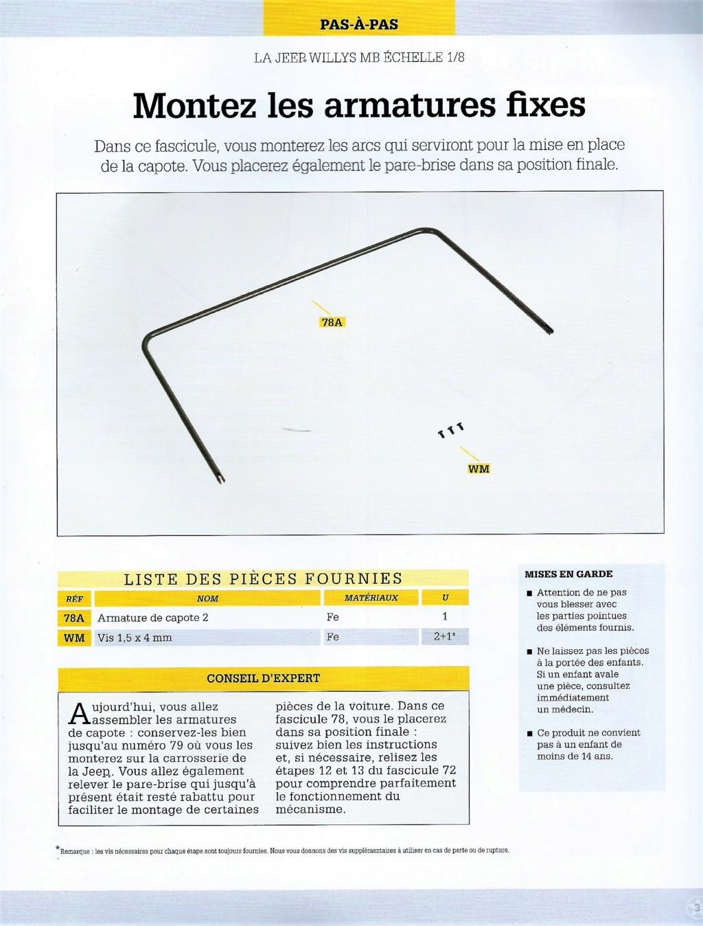 Jeep Willys - 1/8ème - Ed. Hachette - Construction par Glénans (Partie 2) - Page 3 N78_li10