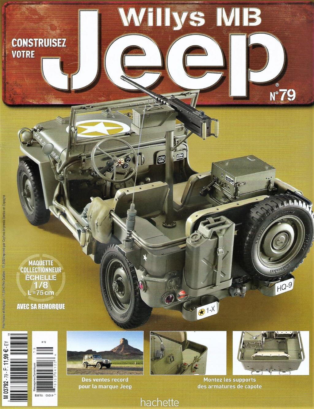Jeep Willys - 1/8ème - Ed. Hachette - Construction par Glénans (Partie 2) - Page 3 N79_pa10