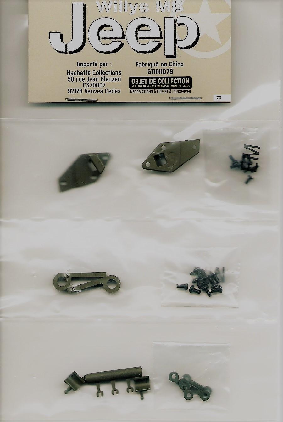 Jeep Willys - 1/8ème - Ed. Hachette - Construction par Glénans (Partie 2) - Page 3 N79_sa10