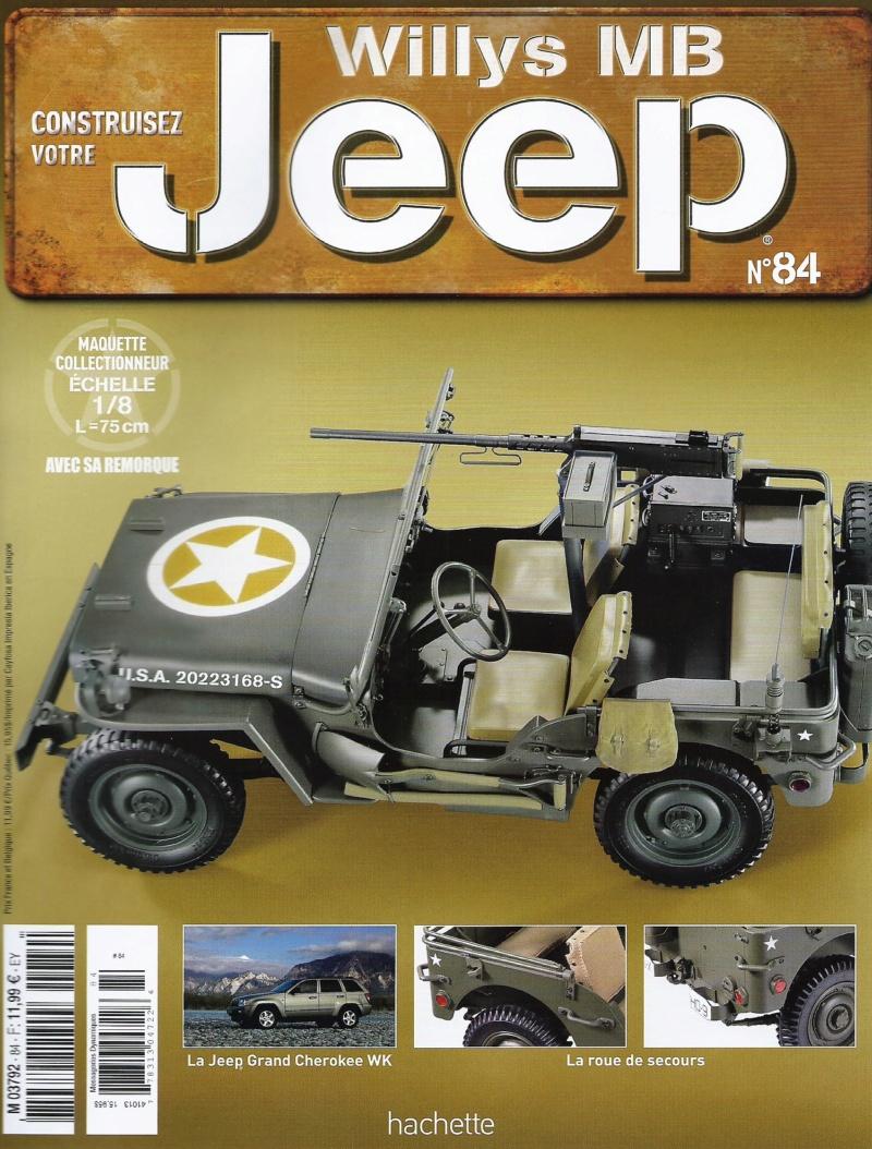 Jeep Willys - 1/8ème - Ed. Hachette - Construction par Glénans (Partie 2) - Page 5 N84_pa10
