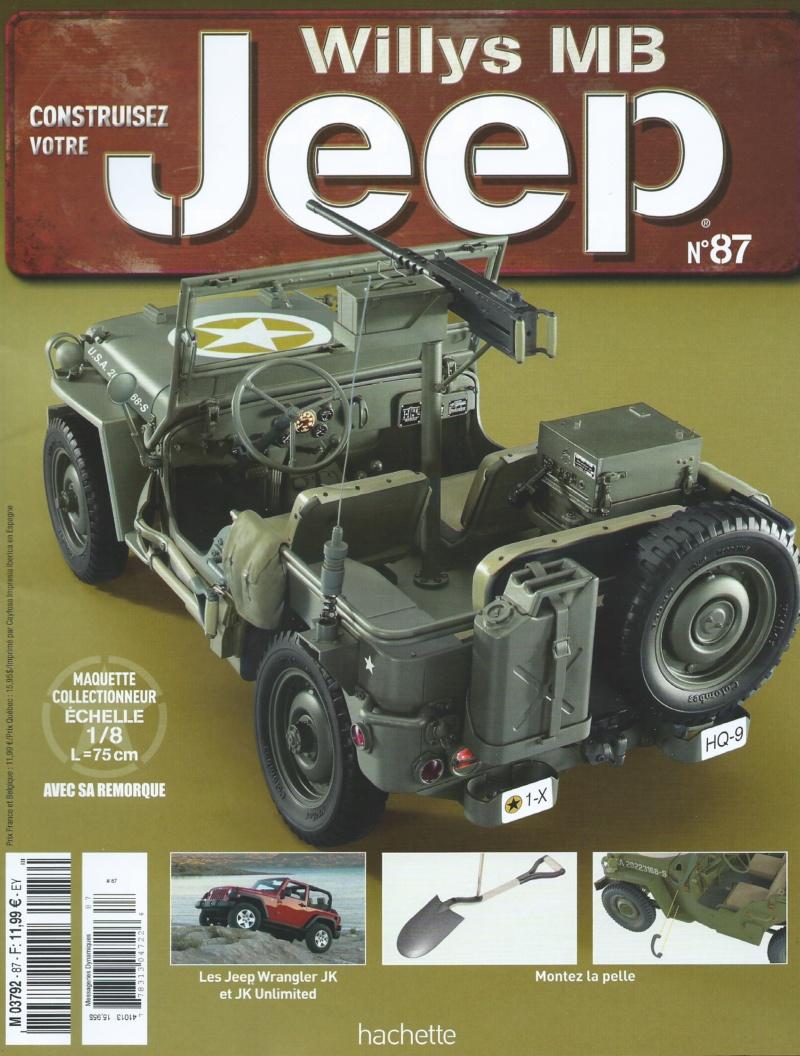 Jeep Willys - 1/8ème - Ed. Hachette - Construction par Glénans (Partie 2) - Page 6 N87_pa12