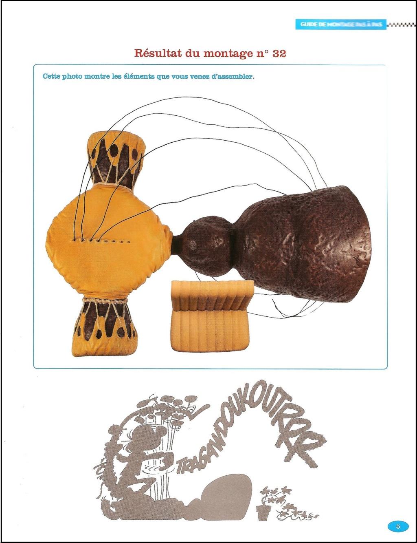 """Construction, par Glénans, de la """"Voiture de Gaston"""" au 1/8, de chez Hachette - Page 8 Rzosul10"""