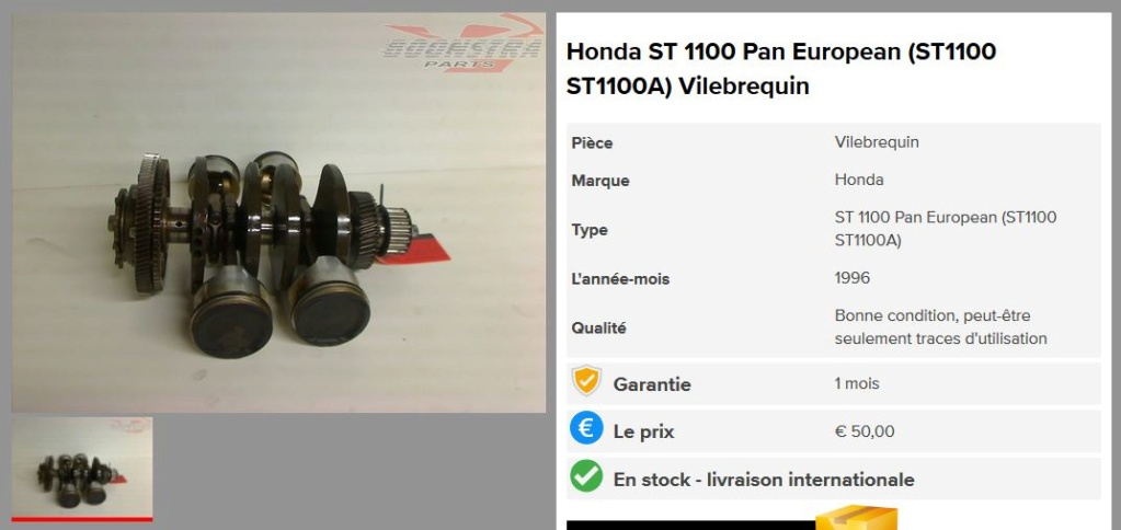 Le six cylindres et la moto St110010