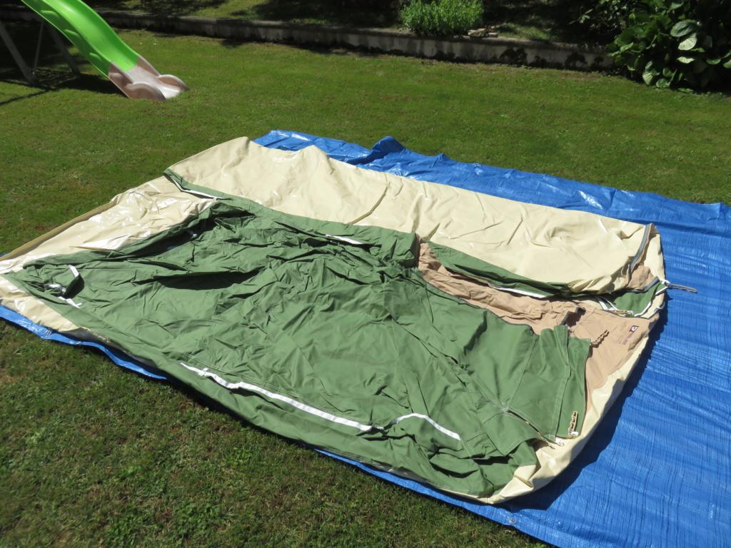 cabanon - Tente cabanon Guadeloupe 510