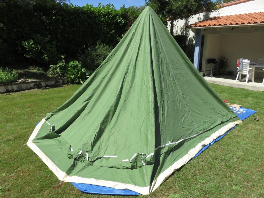 cabanon - Tente cabanon Guadeloupe 710