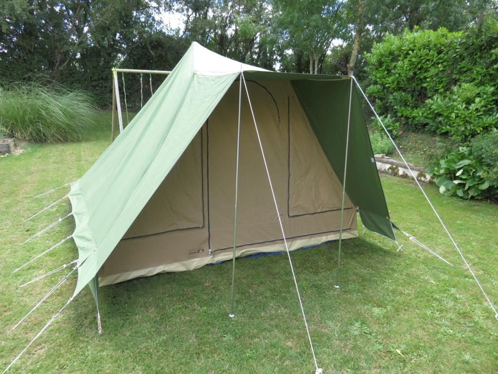 cabanon - Tente cabanon Guadeloupe 810